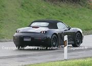 Future Porsche Boxster : Porsche réfléchit à un roadster diesel