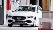Future Mercedes Classe C (2021) : la liste des moteurs