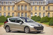 Essai Peugeot 207 SW-Sporty 1.6 HDi Pack cuir-look-city