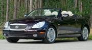 Marche arrière : La Lexus SC 430