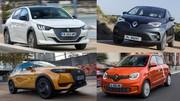 Les vraies autonomies des voitures électriques françaises selon nos mesures