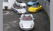 Porsche Boxster : Le roadster providentiel fête ses 25 ans