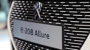 Miss France 2021 : au volant d'une Peugeot e-208