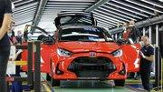 Toyota met en pause l'usine française de Valenciennes