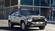 Lada Niva Travel (2021) : Gros restylage pour l'ancien 4 x 4 Chevrolet