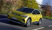 Prise en mains - Volkswagen ID.4 : que vaut le SUV électrique de Volkswagen?