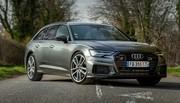 Essai Audi A6 Avant 50 TDI quattro 2020 : la forme et la fonction