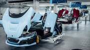 Rimac C_Two : la production de l'hypercar électrique se précise