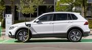 Volkswagen Tiguan hybride rechargeable : prix à partir de 42 510 €
