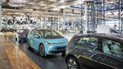 La Volkswagen ID.3 remplace l'e-Golf dans l'usine de Dresde
