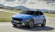 Hyundai Kona restylé (2021) : prix à partir de 24 050 €