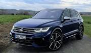 Essai Volkswagen Tiguan R (2020) : pour parents pressés