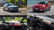 La Citroën C3 face à la Skoda Fabia