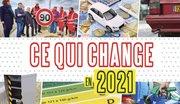 Radars, bonus-malus, diesel, occasion... Tout ce qui change en 2021