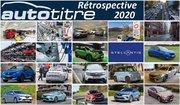 Autotitre - Rétrospective automobile 2020