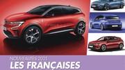 Nouveautés autos : Toutes les voitures françaises lancées en 2021