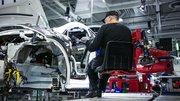 Tesla a produit un demi-million de voitures en 2020