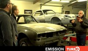 Emission Turbo : La restauration de A à Z; Ghibli; iX3;  RX; LC