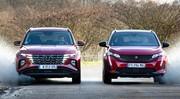 Essai comparatif : le nouveau Hyundai Tucson défie le Peugeot 3008