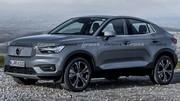 Volvo XC40 (2021) : Le SUV-coupé électrique dévoilé en mars