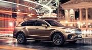 Bentley Bentayga Hybrid : nouveau look et plus grosse batterie