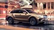 Bentley Bentayga Hybrid (2021) : léger coup de rimmel