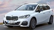 Le futur BMW Active Tourer arrivera en 2021