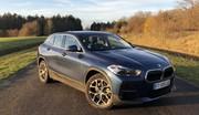 Essai BMW X2 25 e (2021) : la prise financière