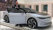 Volkswagen Aero B (2023) : La production des prototypes débute en Chine