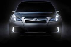 Subaru Legacy Concept : Une cure de jeunesse pour ses 20 ans