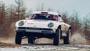 Quand Singer déguise la Porsche 911 en Allroad !