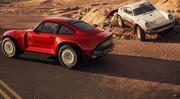 Porsche 911 Dakar : bientôt de retour en rallye-raid