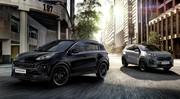 """Kia : série spéciale """"Black Edition"""" pour le Sportage"""