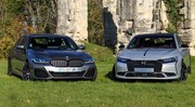 Comparatif statique : BMW Série 5 VS DS9 : tradition ou originalité ?
