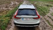 Essai Volvo V90 Cross Country B5 AWD Hybrid : garde forestier de luxe