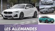 Nouveautés autos : Les modèles allemands qui arriveront en 2021