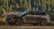 Nouveau Jeep Grand Cherokee : disponible avec 7 places