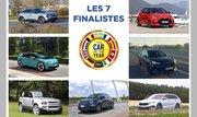 Voiture de l'Année 2021 : Les 7 finalistes au titre européen