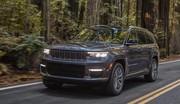 Ceci est le nouveau Jeep Grand Cherokee L