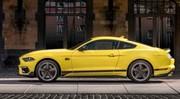 Mustang Mach 1 : Un V8 atmosphérique à petit prix !