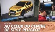 Comment se dessine une Peugeot ? Plongez dans les coulisses !