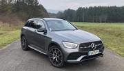 Essai Mercedes GLC 300 e (2021) : les premiers seront les derniers ?