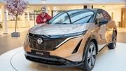 Nissan Ariya (2021) : Le SUV 100% électrique nous ouvre ses portes