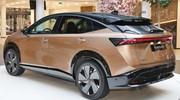 Nos premières impressions à bord du SUV électrique Nissan Ariya 2021