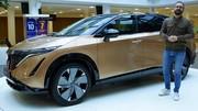 Nissan Ariya : découverte du SUV 100% électrique en VIDEO