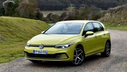 Essai Volkswagen Golf 8 : toujours devant ses rivales ?