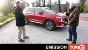 Emission Turbo : Tucson et Santa Fe; A3; XCeed