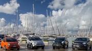 Mise à jour de la gamme Fiat 500