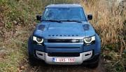 Essai Land Rover Defender 110 D250 : Pour Daktari 3.0