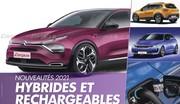Nouveautés autos : Les modèles hybrides et rechargeables lancés en 2021